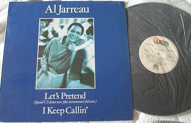 AL JARREAU - LET'S PRETEND