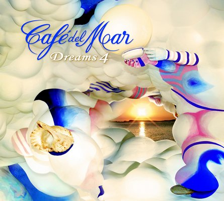 CAFÉ DEL MAR - DREAMS 4