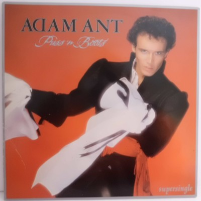 ADAM ANT - PUSS'N BOOTS