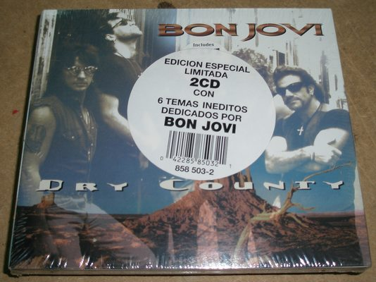 BON JOVI - DRY COUNTRY