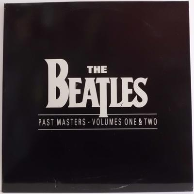 THE BEATLES-PAST MASTERS - VOLUMES ONE & TWO