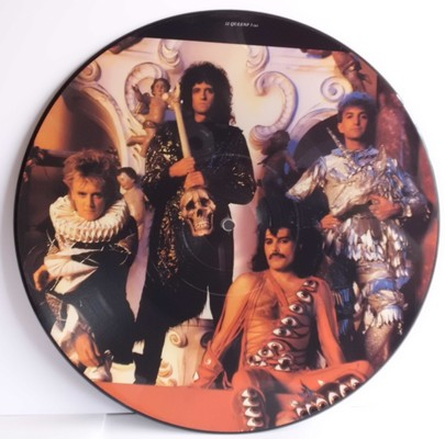 QUEEN - IS A HARD LIFE - IS THIS THE WORLD WE CREATED...?