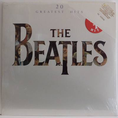THE BEATLES-20 GREATEST HITS (Edición promocional numerada nº 428098)