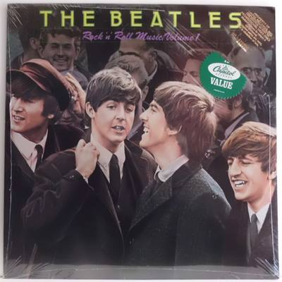 THE BEATLES-ROCK'N' ROLL MUSIC VOLUME 1 (Edición promocional numerada nº 428099)
