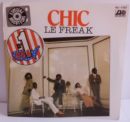 CHIC - EVERY BODY DANCE
