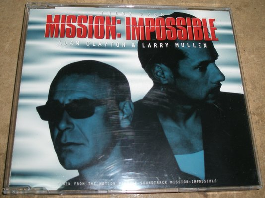ADAN CLAYTON & LARRY MULLEN (U2)	MISSION IMPOSSIBLE