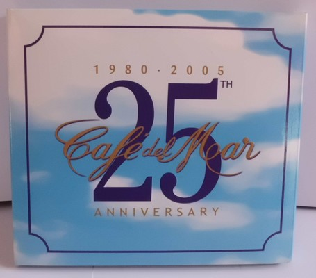 CAFÉ DEL MAR - 25TH ANNIVERSARY