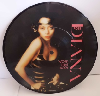 DIANA ROSS - WORK THAT BODY - WORK THAT BODY
