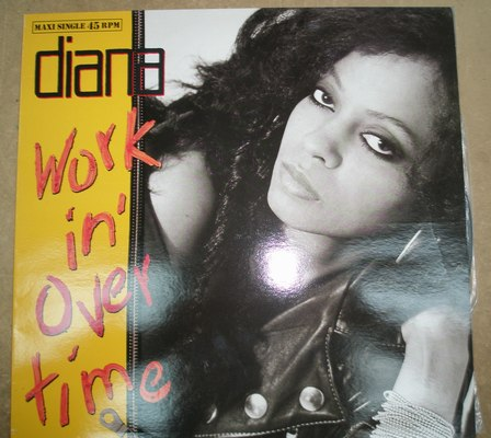 DIANA ROSS - WORKIN´ OVER TIME