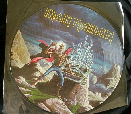 IRON MAIDEN (recorded live)