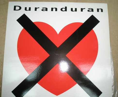DURAN DURAN - I DON´T WANT YOUR LOVE