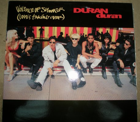 DURAN DURAN - VIOLENCE OF SUMMER (LOVE´S TAKING OVER)