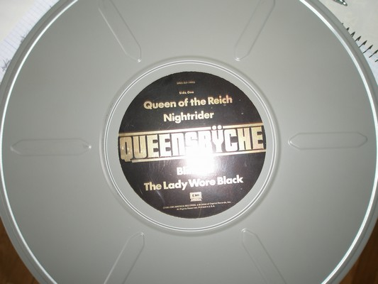 QUEENSRICHE - QUEEN OF THE REICH, NIGHTRIDER, BLINDED, THE LADY