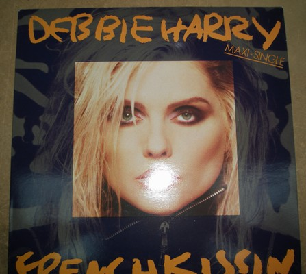 DEBBIE HARRY - FRENCH KISSIN´ IN THE USA