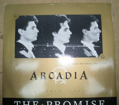 ARCADIA - THE PROMISE / ROSE ARCANA
