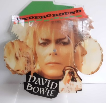DAVID BOWIE - UNDERGROUND (from the film Labyrinth)