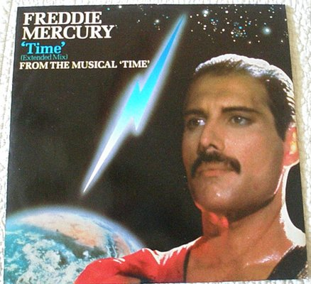"FREDY MERCURY - FROM THE MUSICAL ""TIME"""