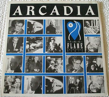 ARCADIA - THE FLAME EXTENDED REMIX